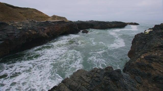 Captain Cook Trail, Oregon Coast - HDR