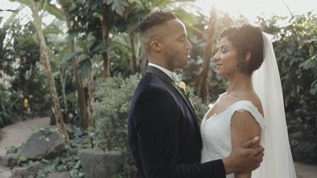 Deidra + William | Cinematic Wedding Teaser by Wynn Films