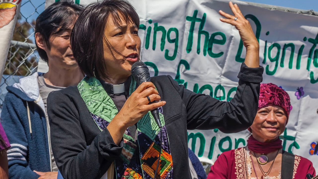 Yuri Kochiyama Impact Honoree 2019 - Reverend Deborah Lee