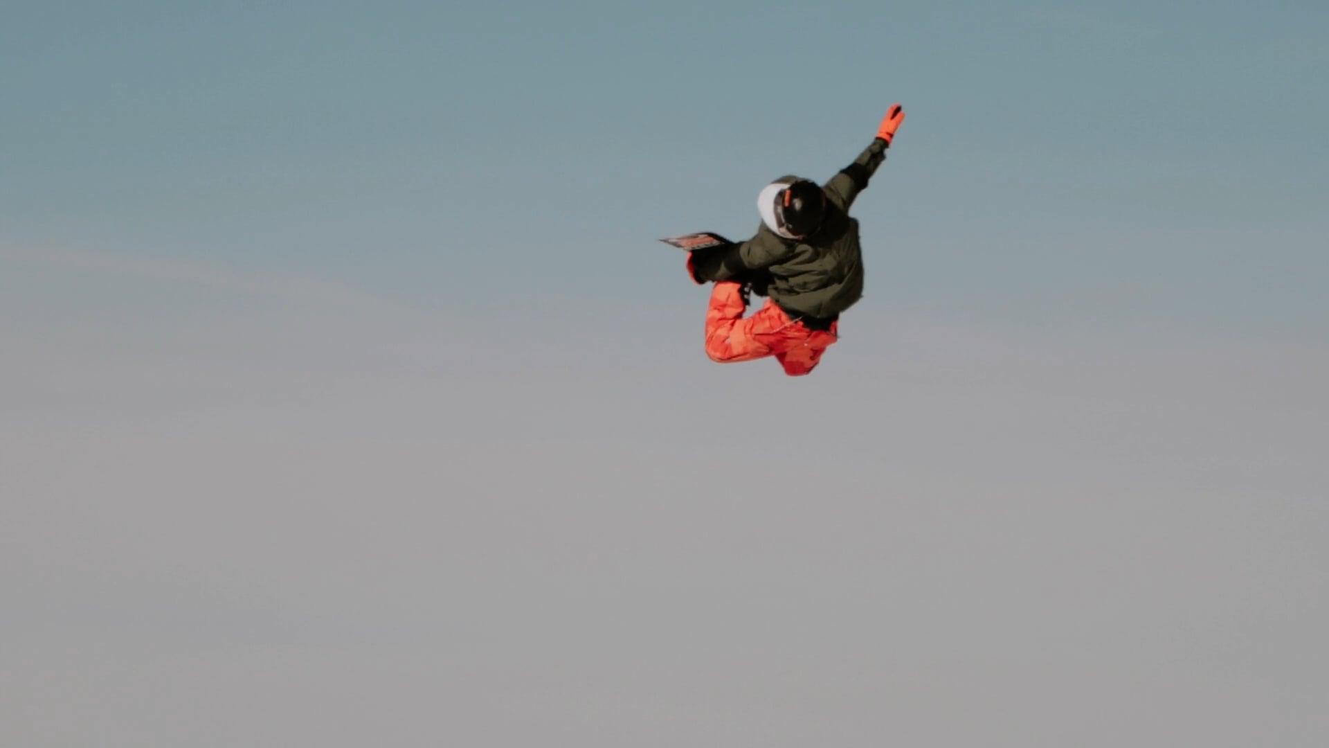 Jaime Castro/park sessions Surfin Sierra Nevada