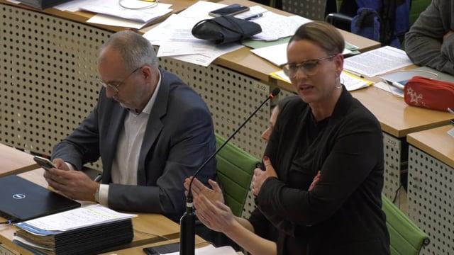 Luise Neuhaus Wartenberg SLT Linke