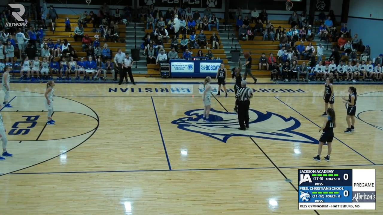 Varsity Girls Basketball-2019-Jan-25-Presbyterian Christian