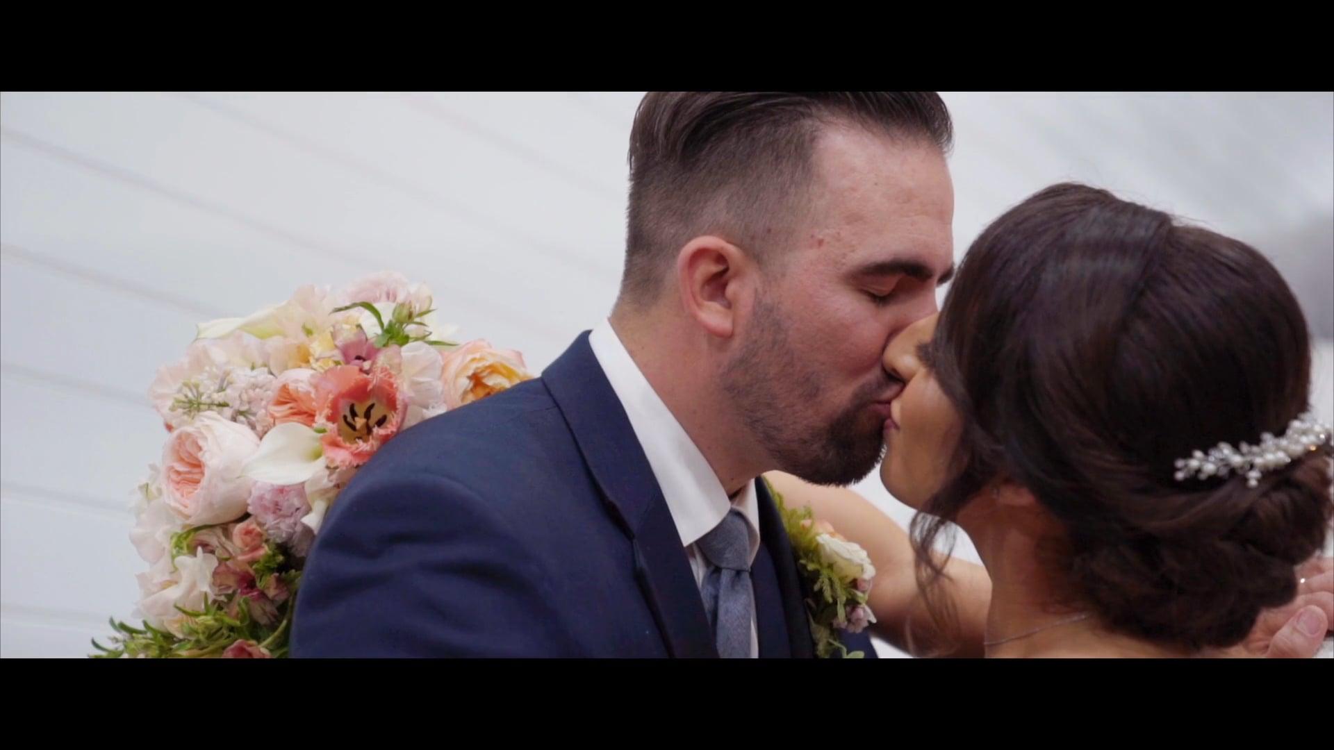 Mike & Adriana's Wedding Video