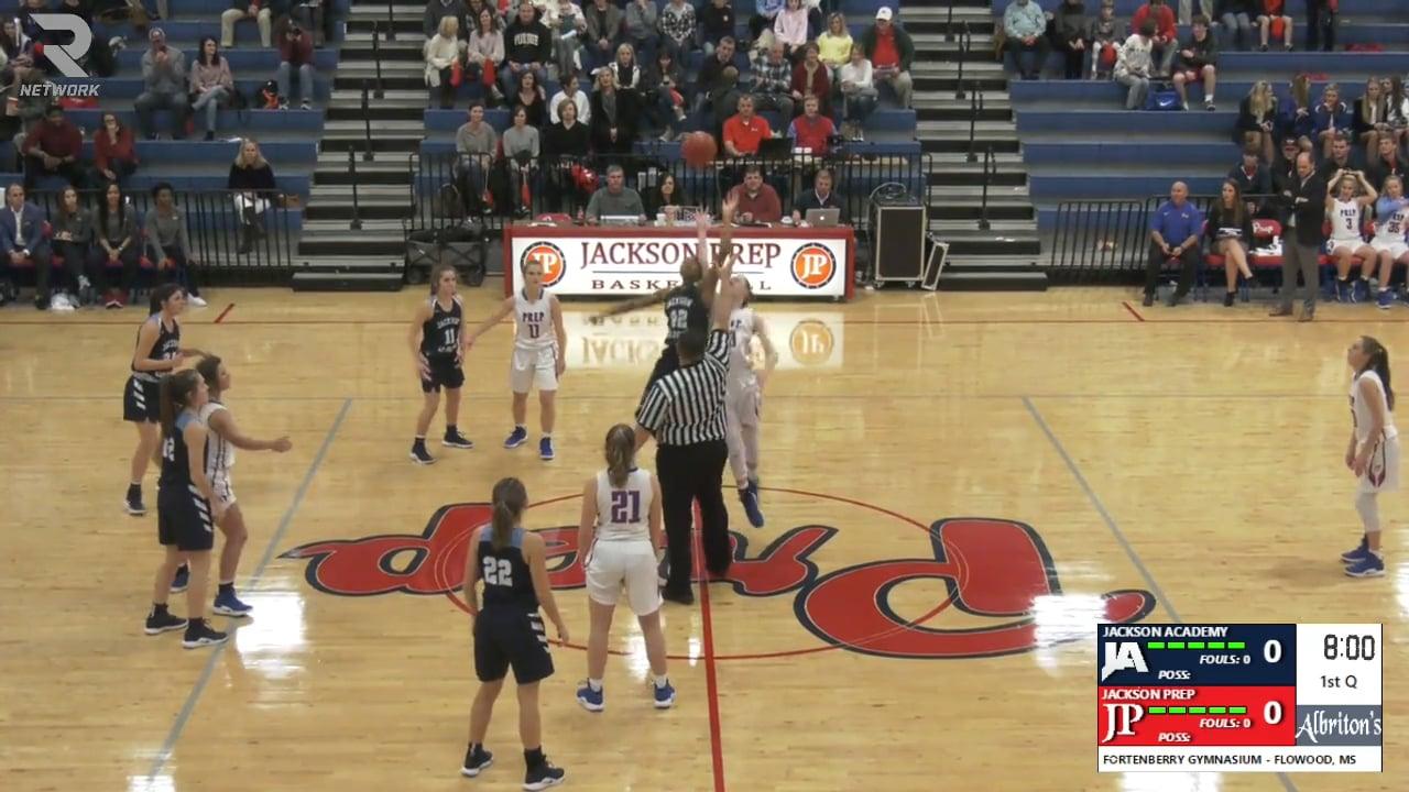 Varsity Girls Basketball-2019-Jan-29-Jackson Prep