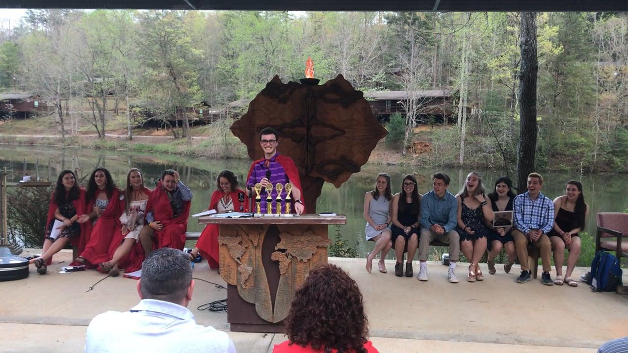 NFTY-SAR 2019 Installations and Award Ceremony at Spring Kallah