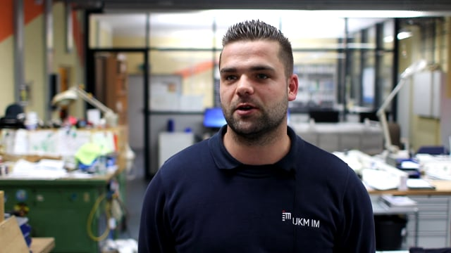 UKM-Karriere-Vlog: Kältetechnik am UKM