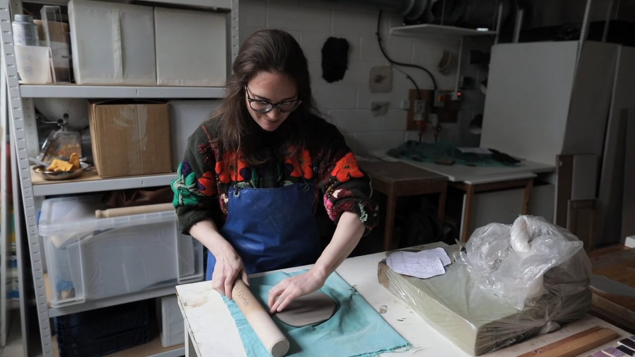 Masterclass with Tessa Eastman | Ceramic Review