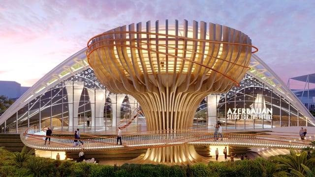PRESENTATION OF THE AZERBAIJAN PAVILION FOR EXPO 2020 DUBAI