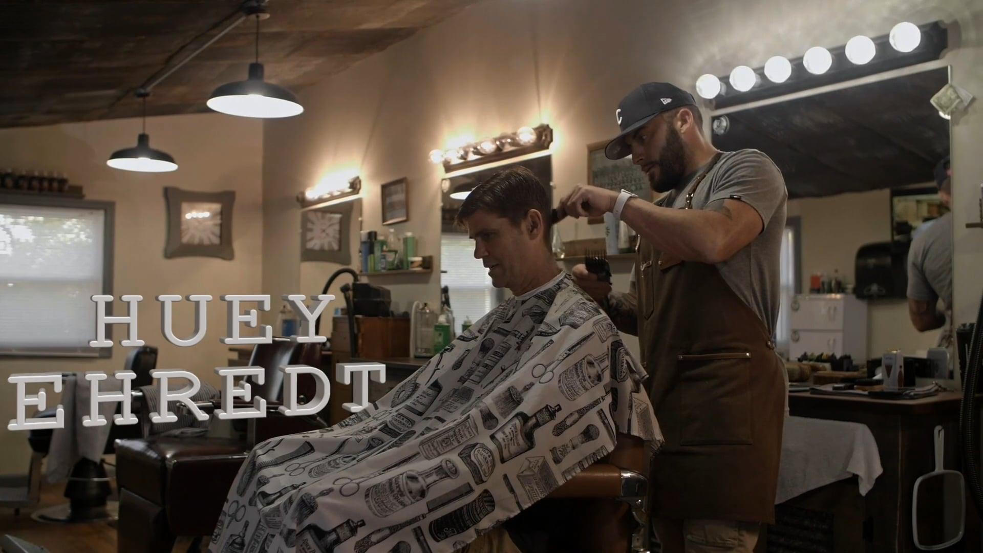 GREY MATTERS - Episode 1 - Mansion Park Barber Shop