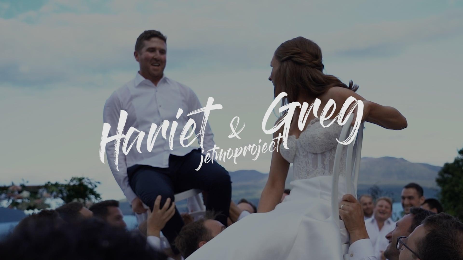 Hariet & Greg
