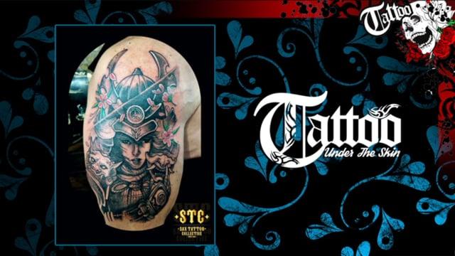Sax Tattoo - 05