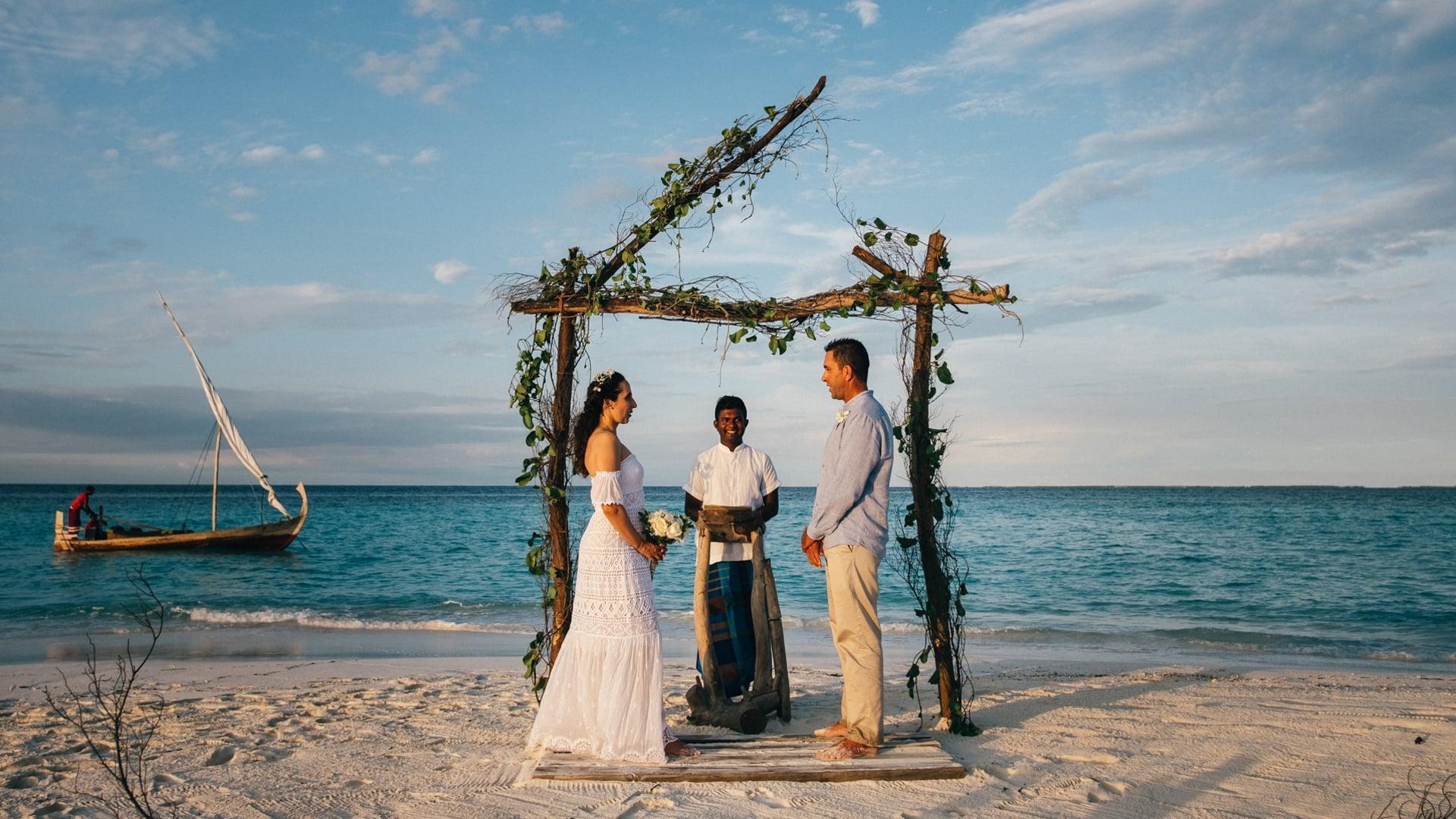 Exclusive Wedding in Maldives