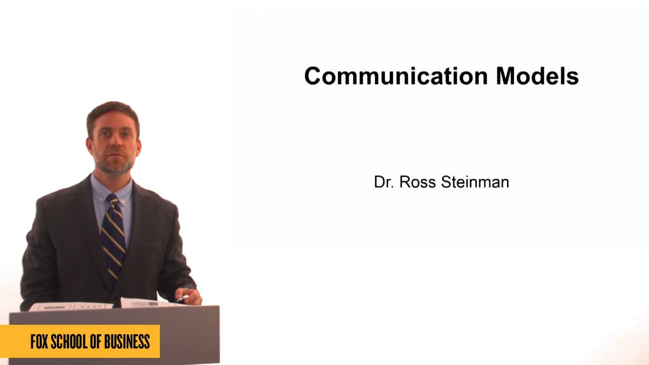 61333Communication Models