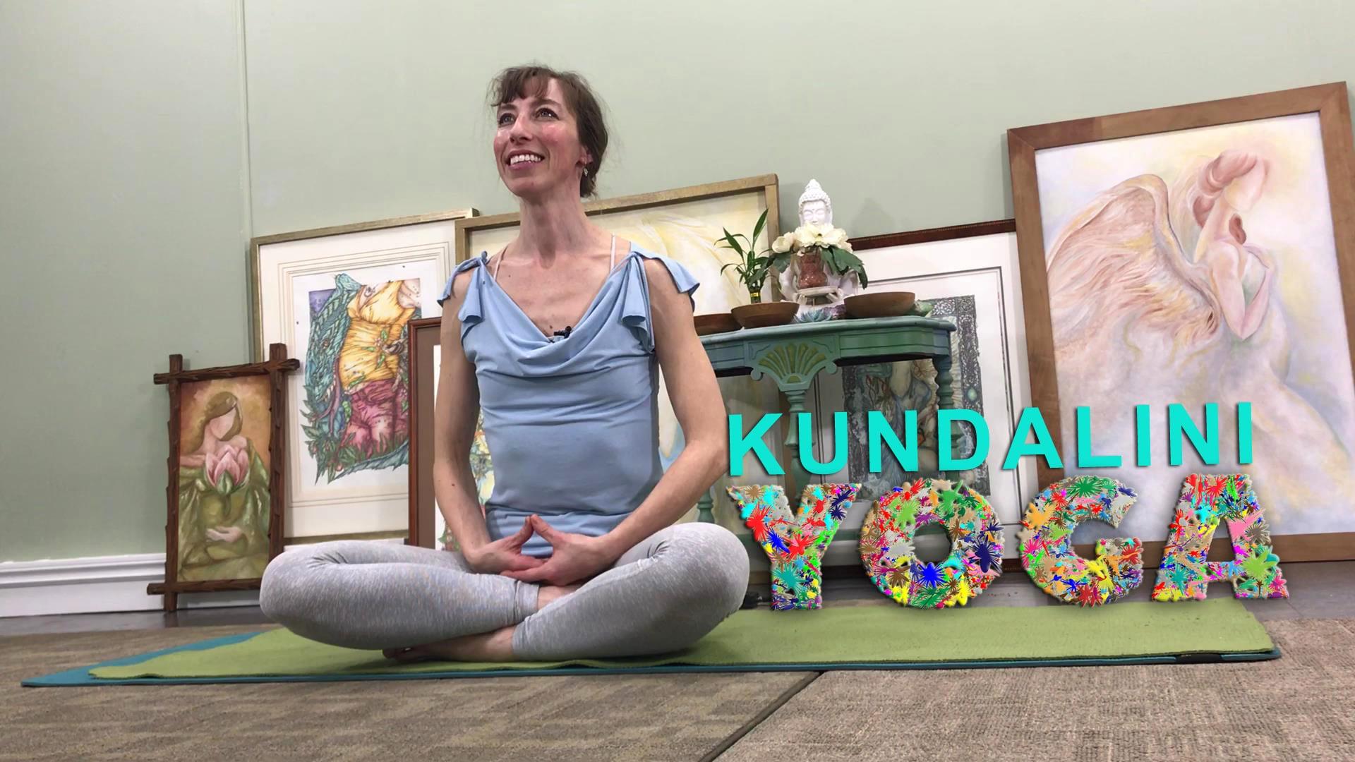Kundalini Yoga – Introduction