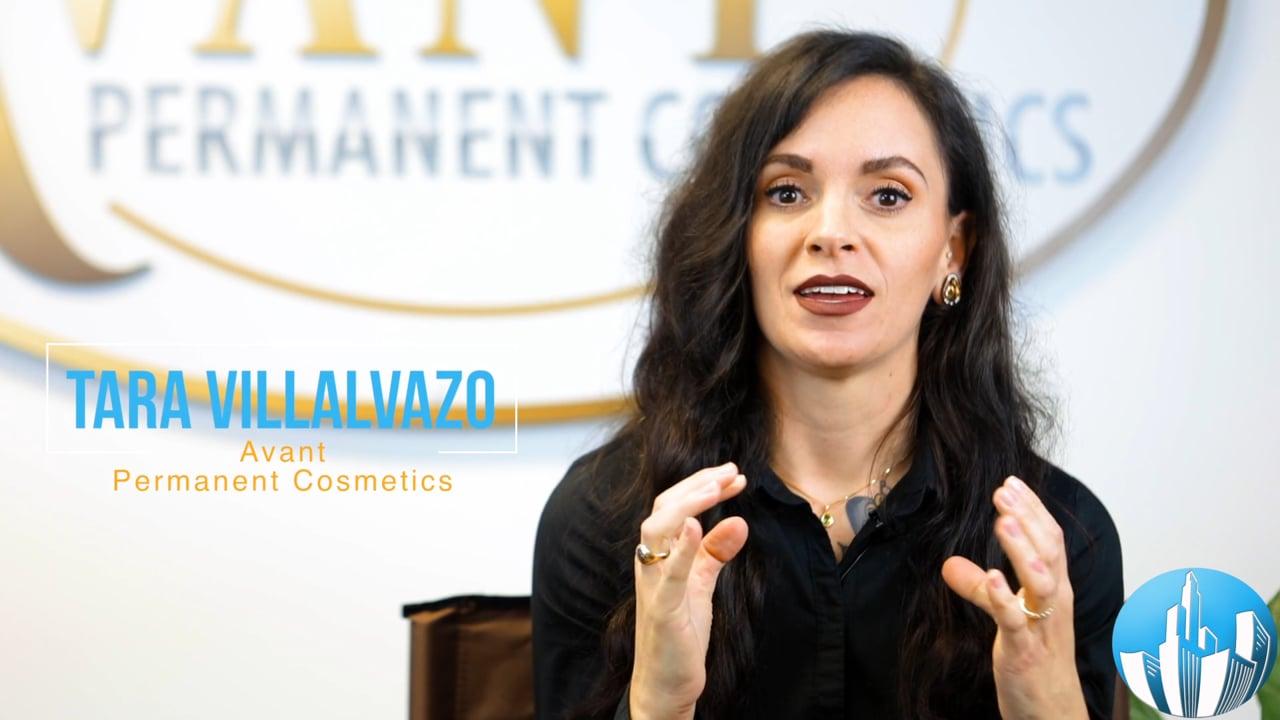Avant Permanent Cosmetics Testimonial for TC Productions