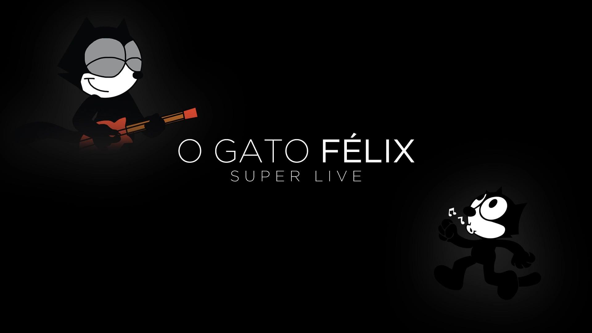 Gato Felix SUPER LIVE CINEMA_Teaser