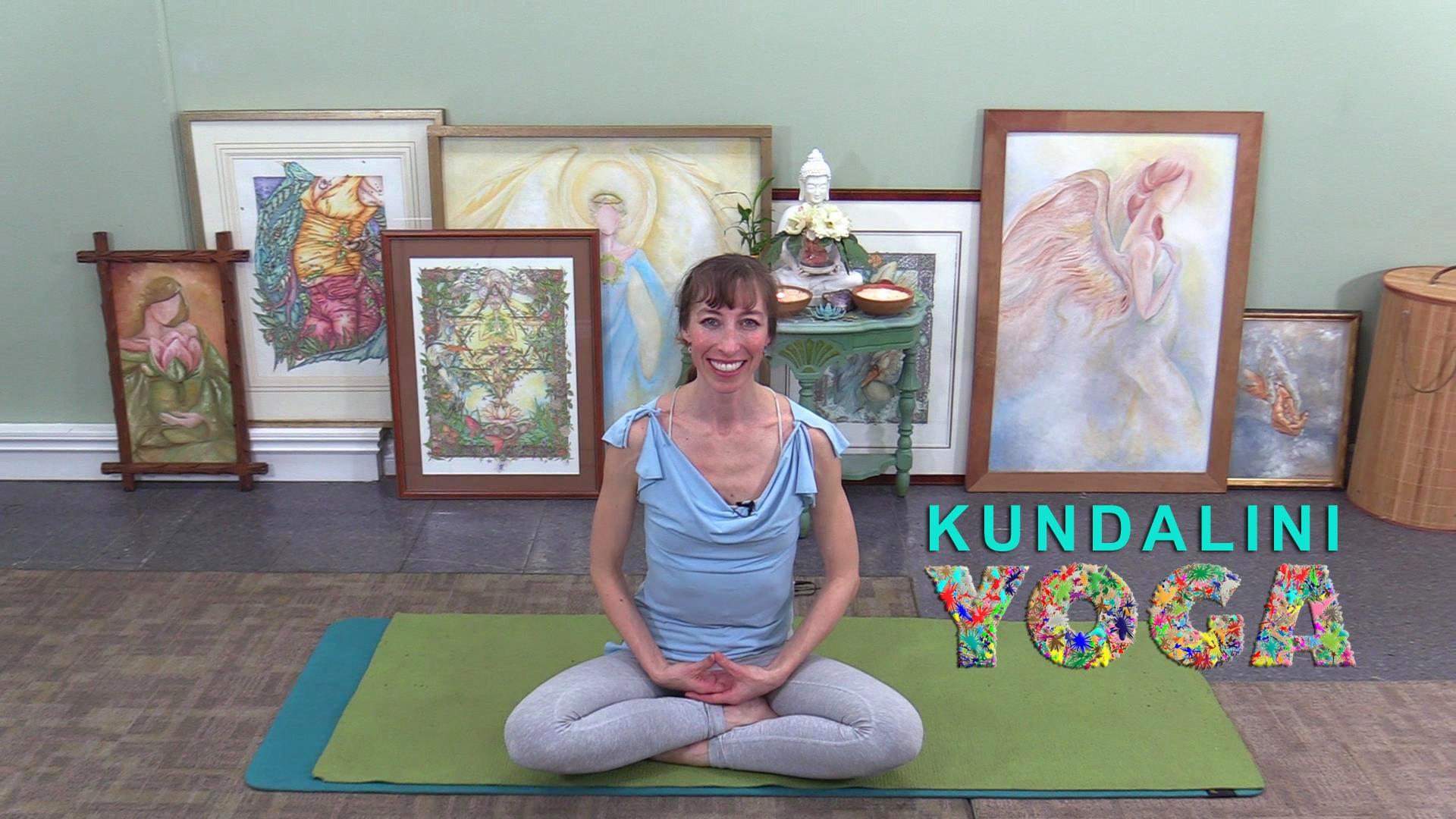 Kundalini Yoga – Class 1
