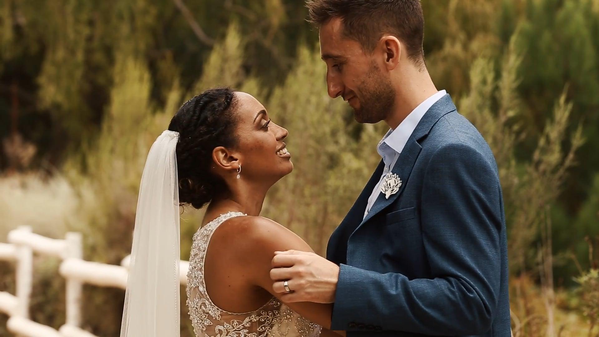 John and Nastassja wedding preview, Old Mac Daddy, Elgin - 09 March 2019