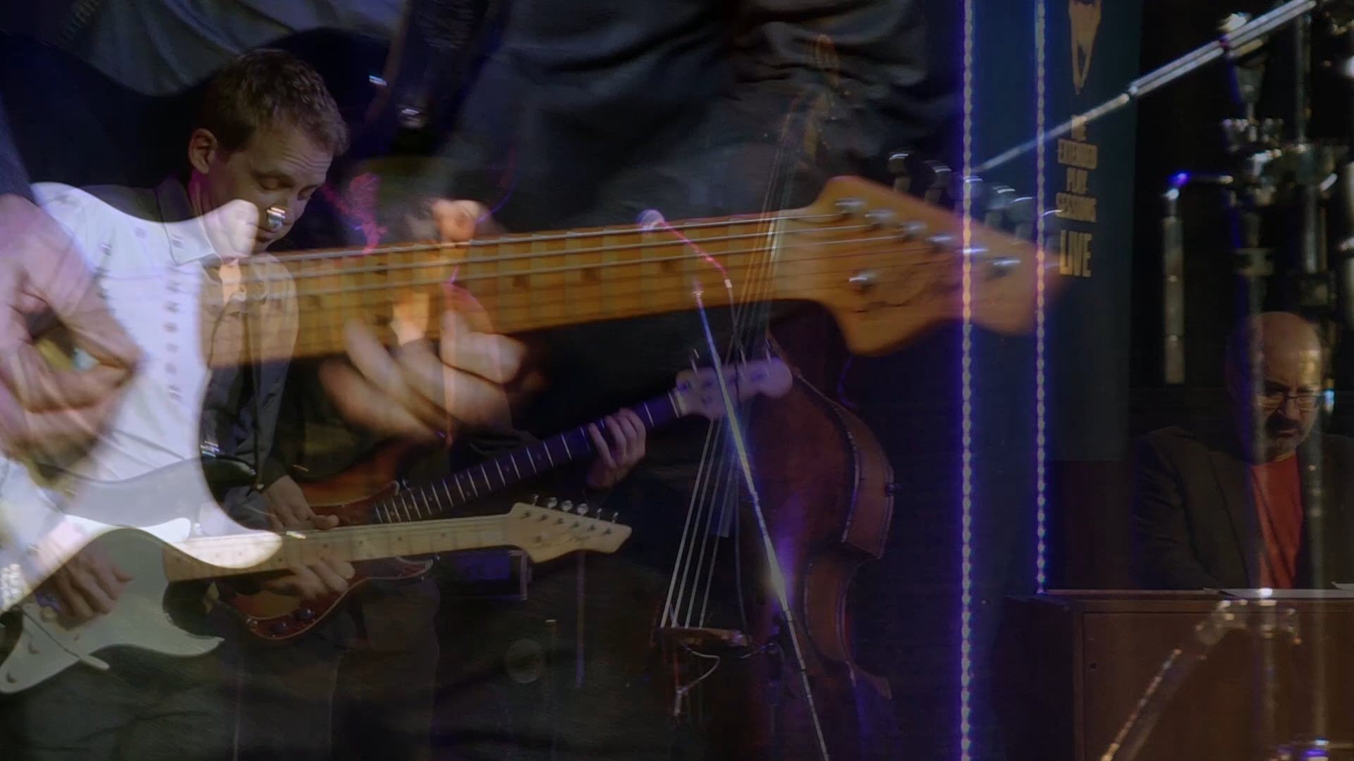 'The Reverend' - Julien Kasper with The Jesse Williams Quartet - from The Extended Play Sessions