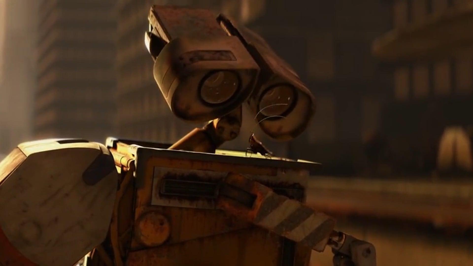 Wall-E Sound design