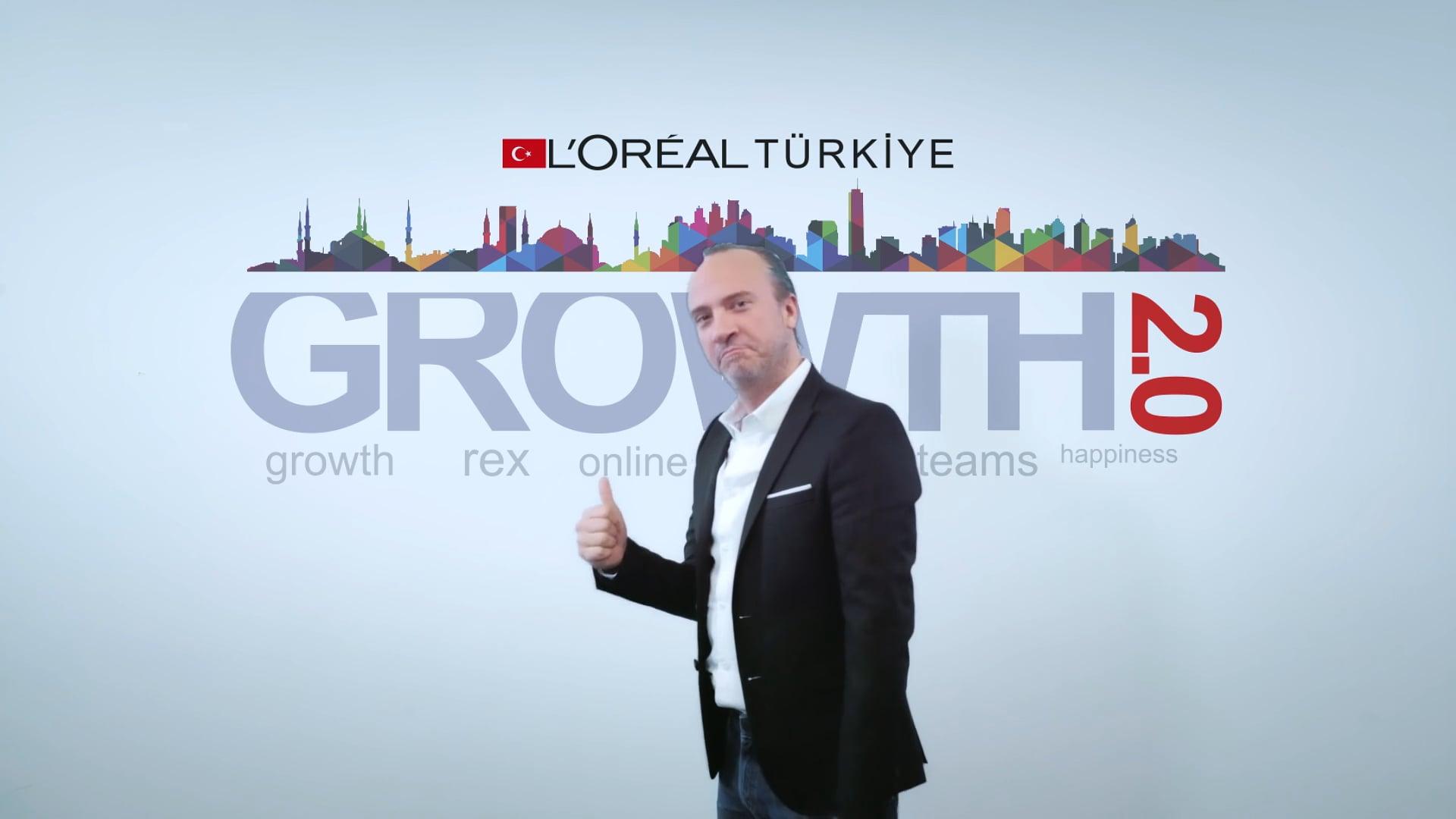 L'Oréal Türkiye | GROWTH 2.0