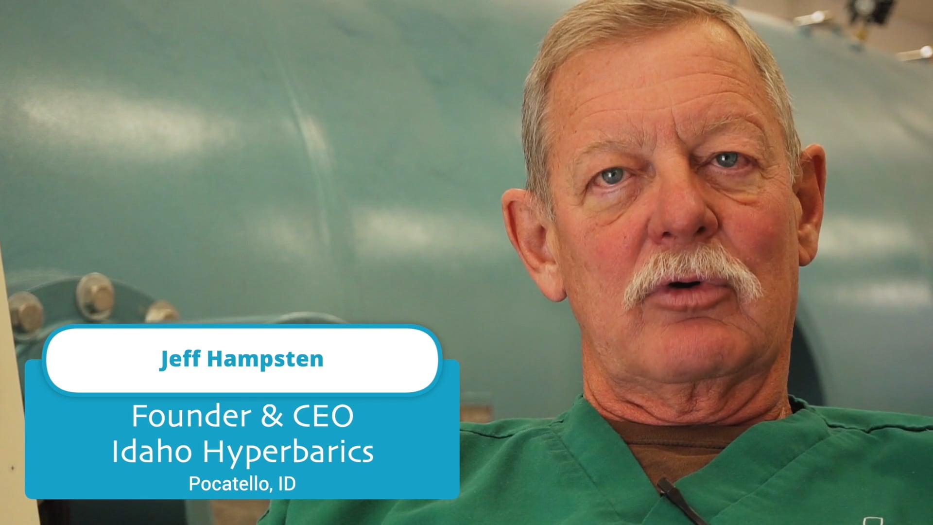 Welcome to Idaho Hyperbarics