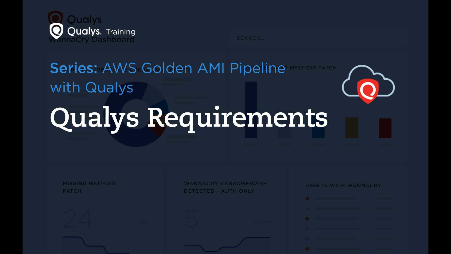 Qualys Requirements