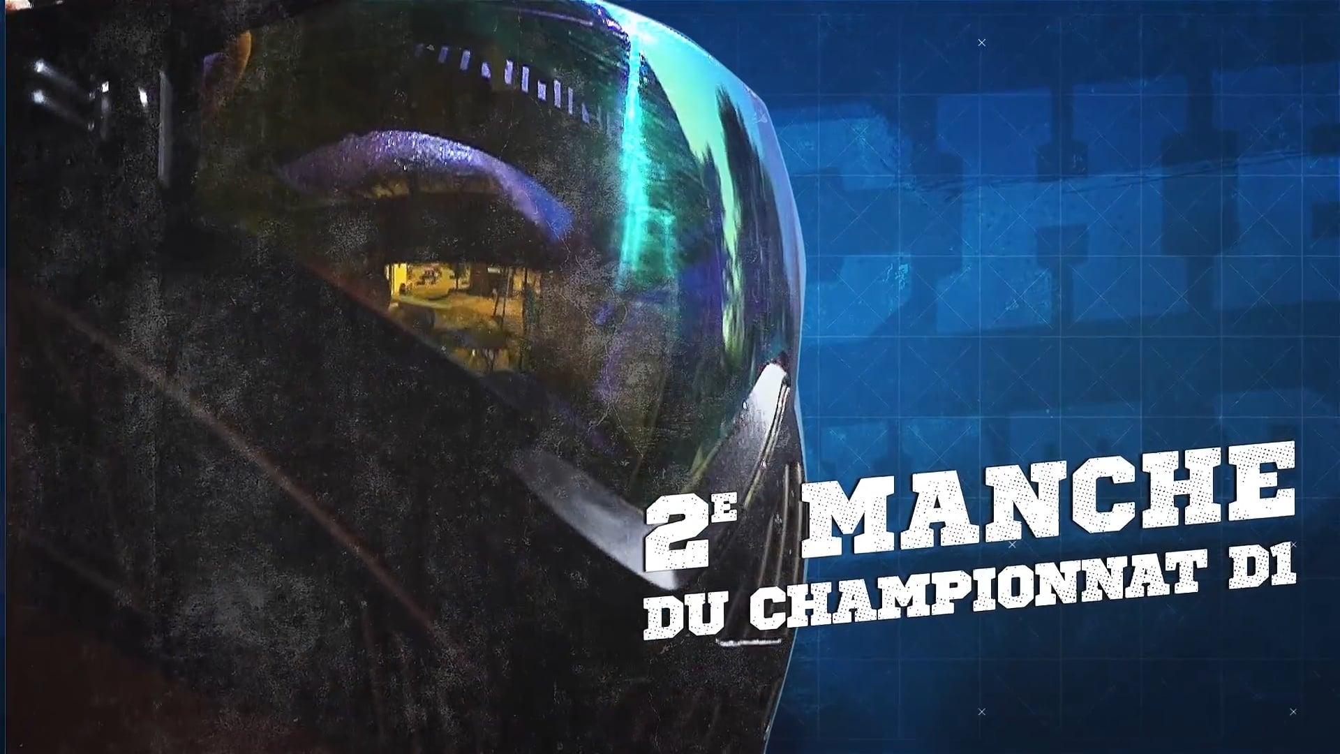 Paintball - Championnat de France à Nîmes