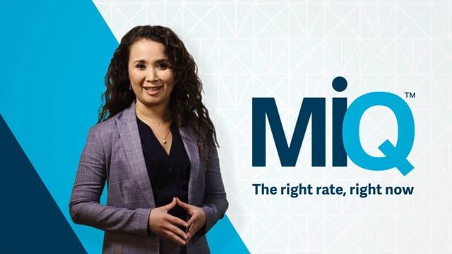 Get the Right Rate, Right Now with MiQ, MGIC