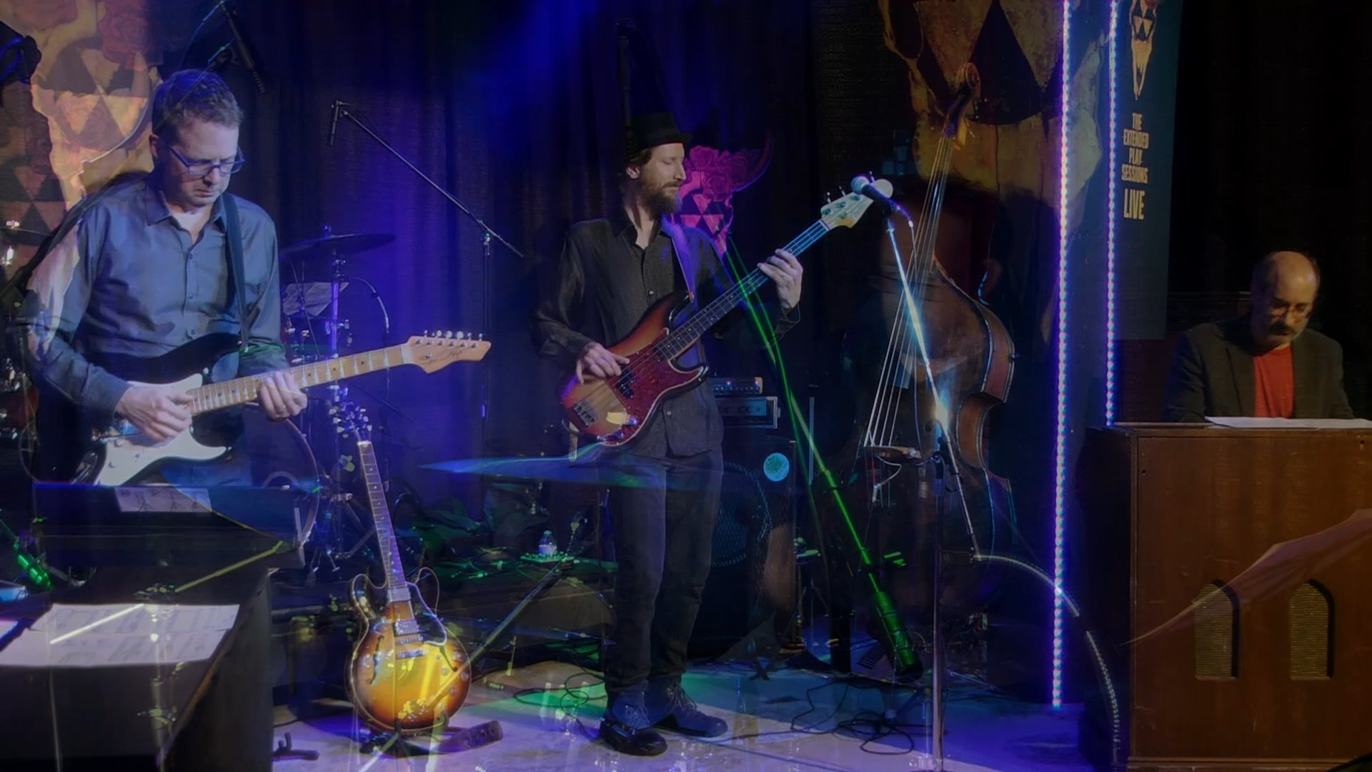 'Gulfstream' - The Jesse Williams Quartet - from The Extended Play Sessions