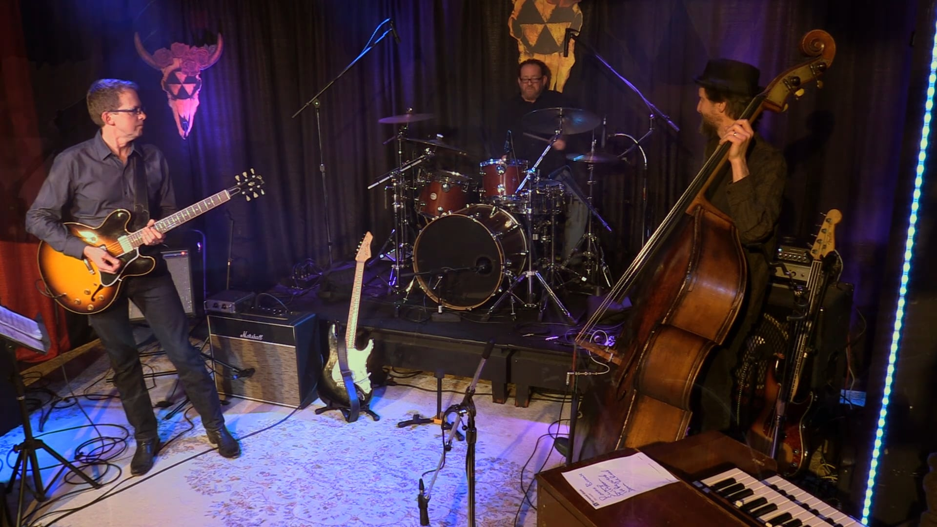 'Ronnie's Bonnie' - The Jesse Williams Quartet - from The Extended Play Sessions