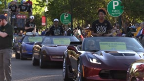 2019 Lady Bears Parade - Images