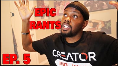 How To Deal With The Roller Coaster Of Life - (Epic Rants Ep.5)