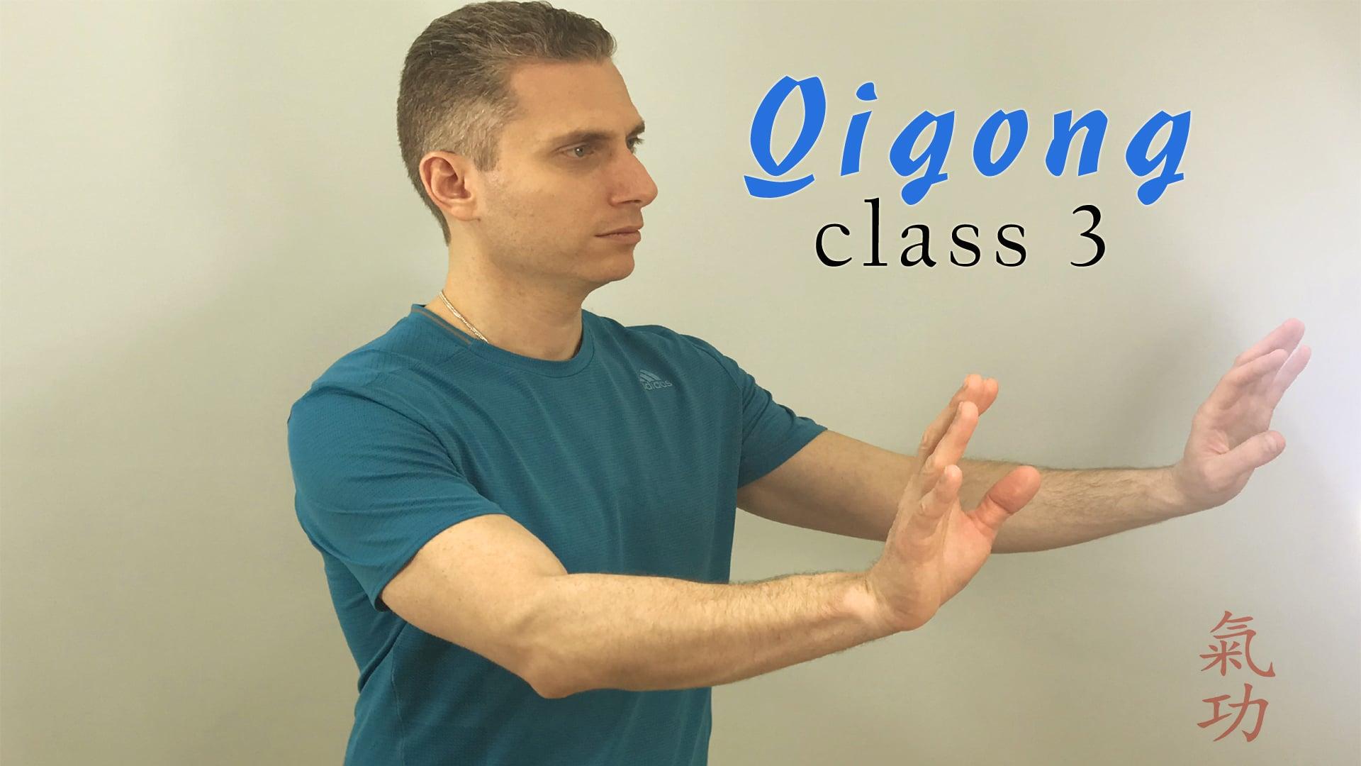Qigong: Full Body – Breath and Awareness