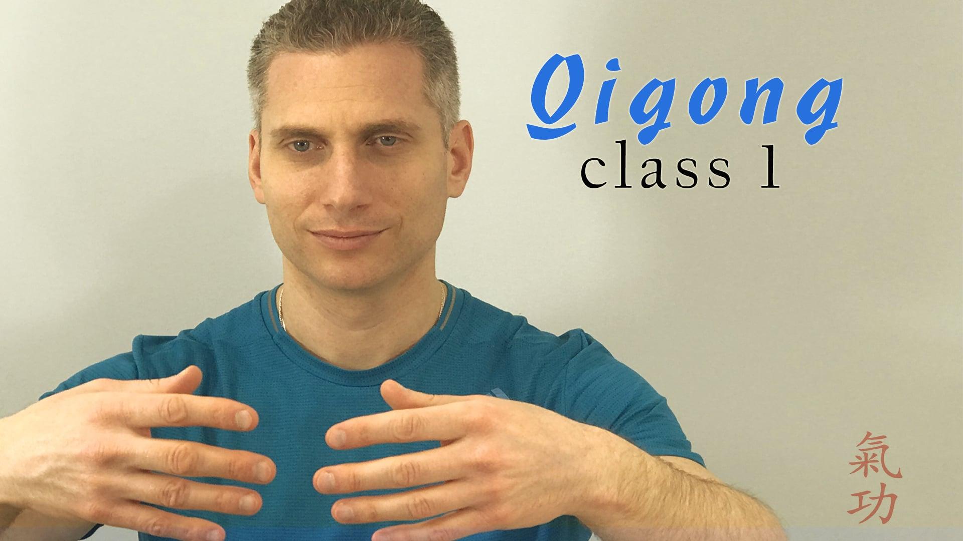 Qigong: Grounding and Balancing