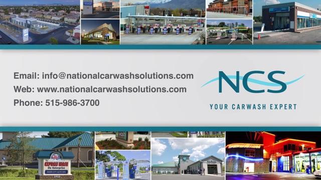 NCS Express Car Wash Real Estate