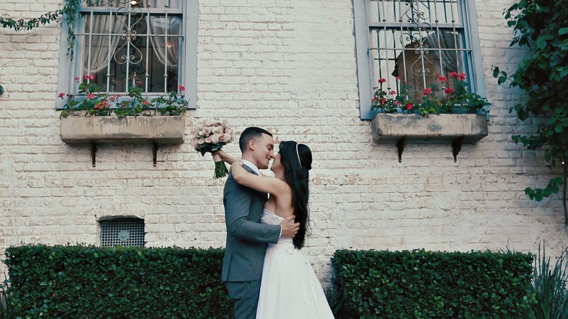 Clarisse + Paulo   Wedding Trailer