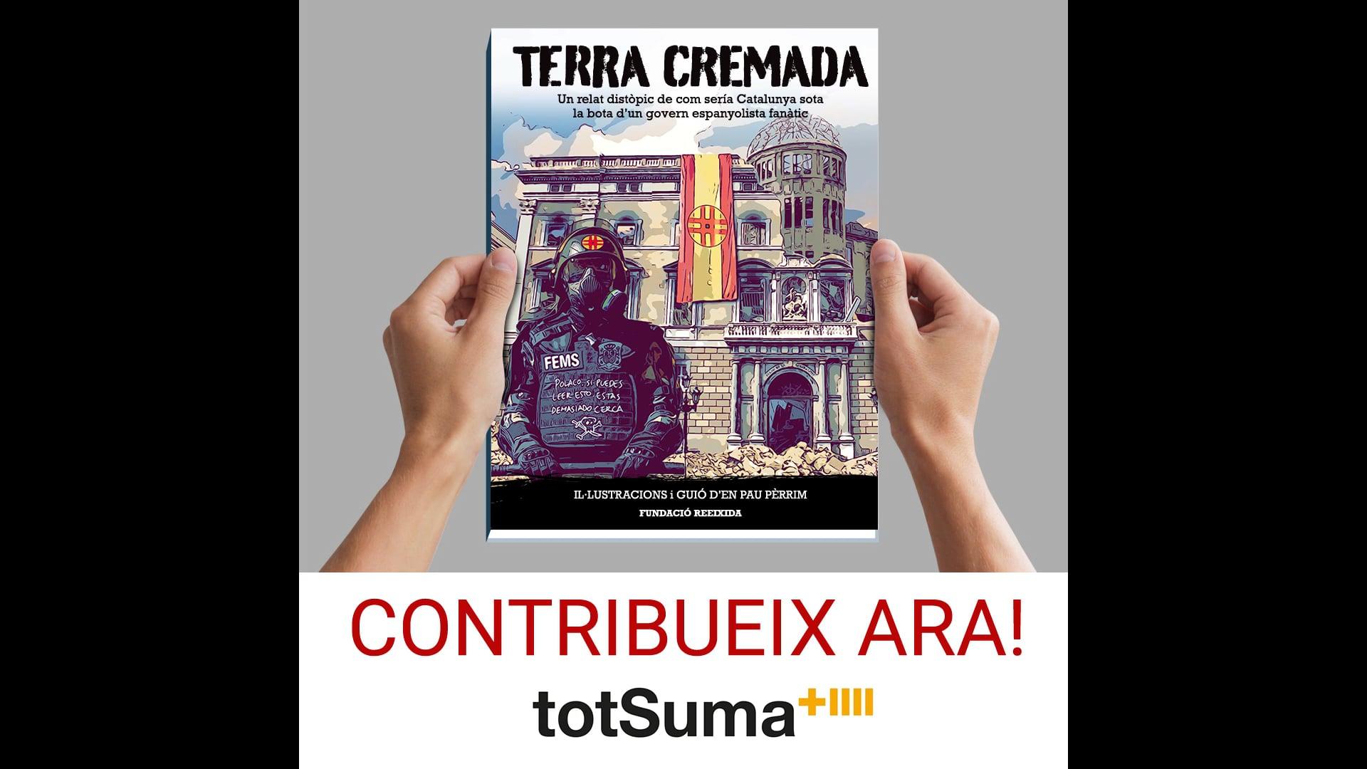 Terra Cremada a TotSuma.cat