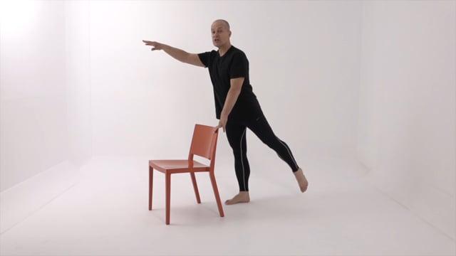 Pilates Fusion: Chair Class