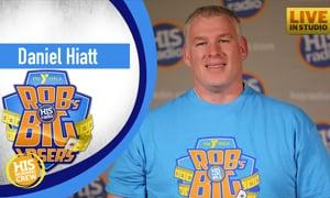 Rob's Big Losers: Daniel Hiatt Motivated by his Kids