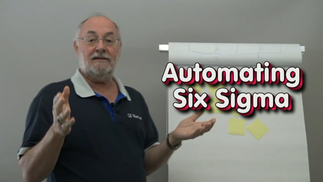 Hacking Lean Six Sigma with Automation