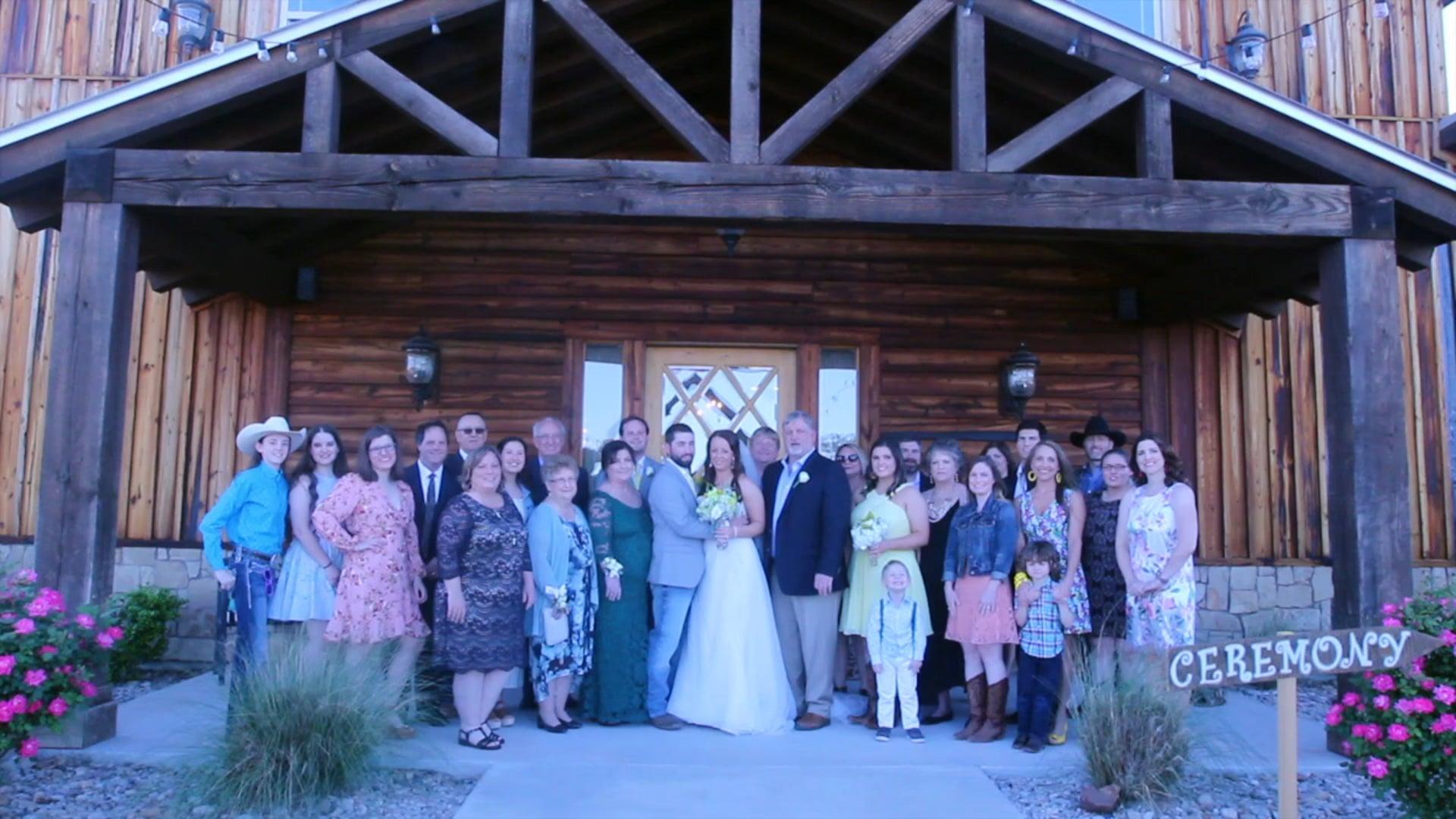 Keith & Whitney Wedding