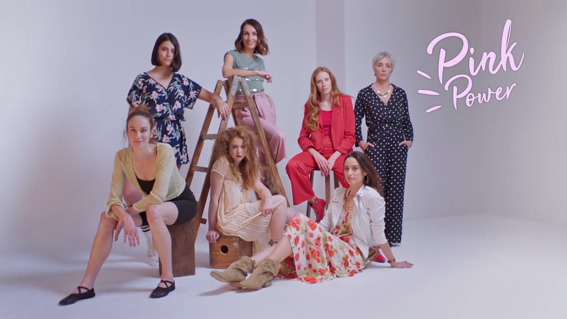 VENCA Pink Power