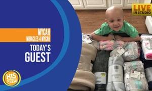 Big Surprise for Generous Little Leukemia Patient