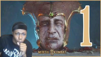 Welcome To My Mortal Kombat Walkthrough! (MK11 Walkthrough Ep.1)