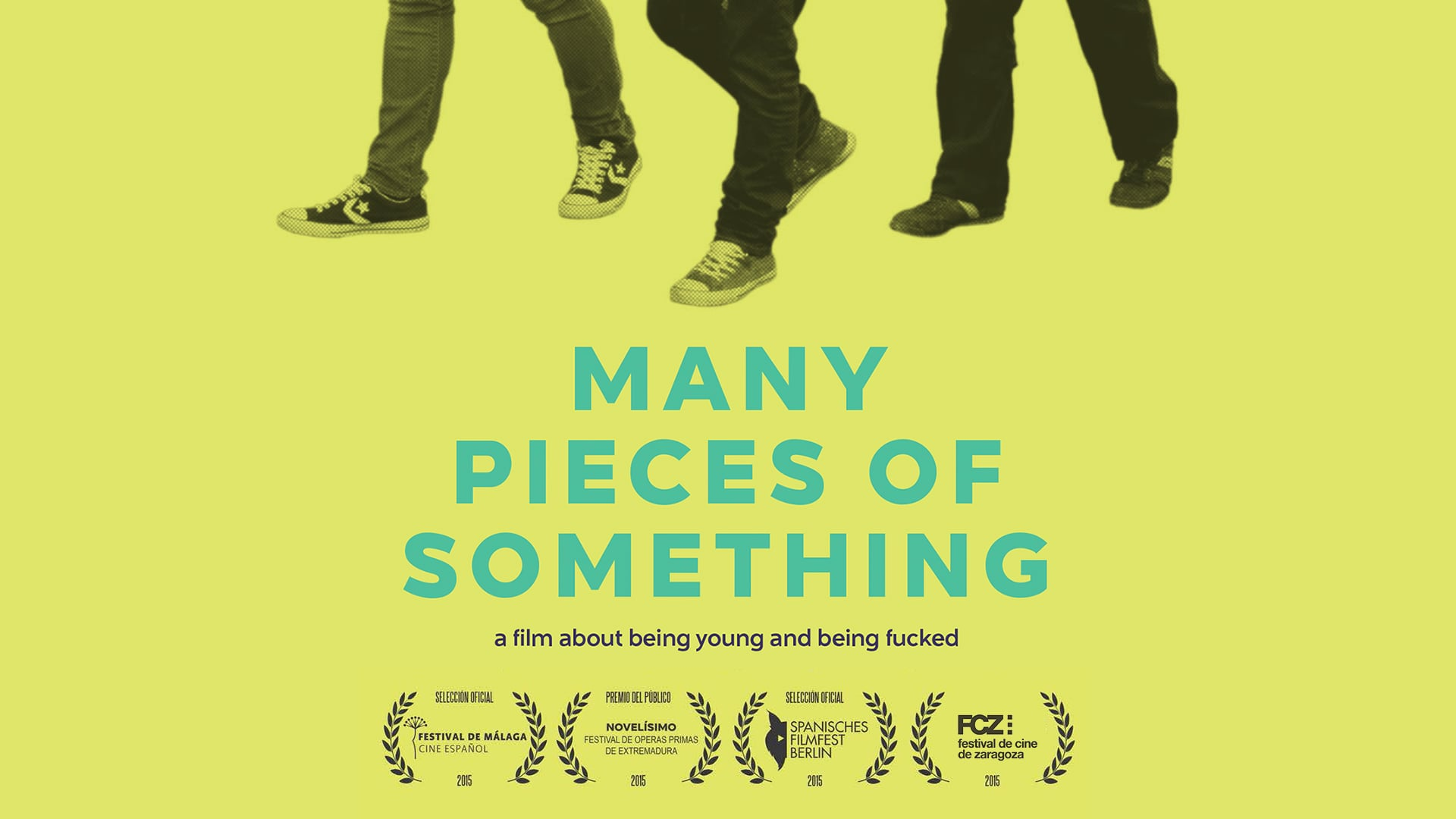 Many Pieces of Something - 2015