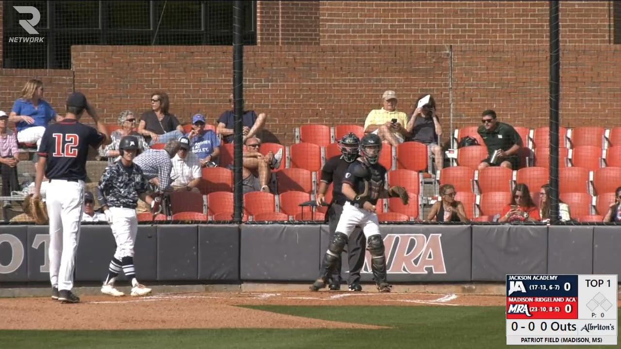 Varsity Baseball-2019-Apr 24-MRA (DH GM 1)