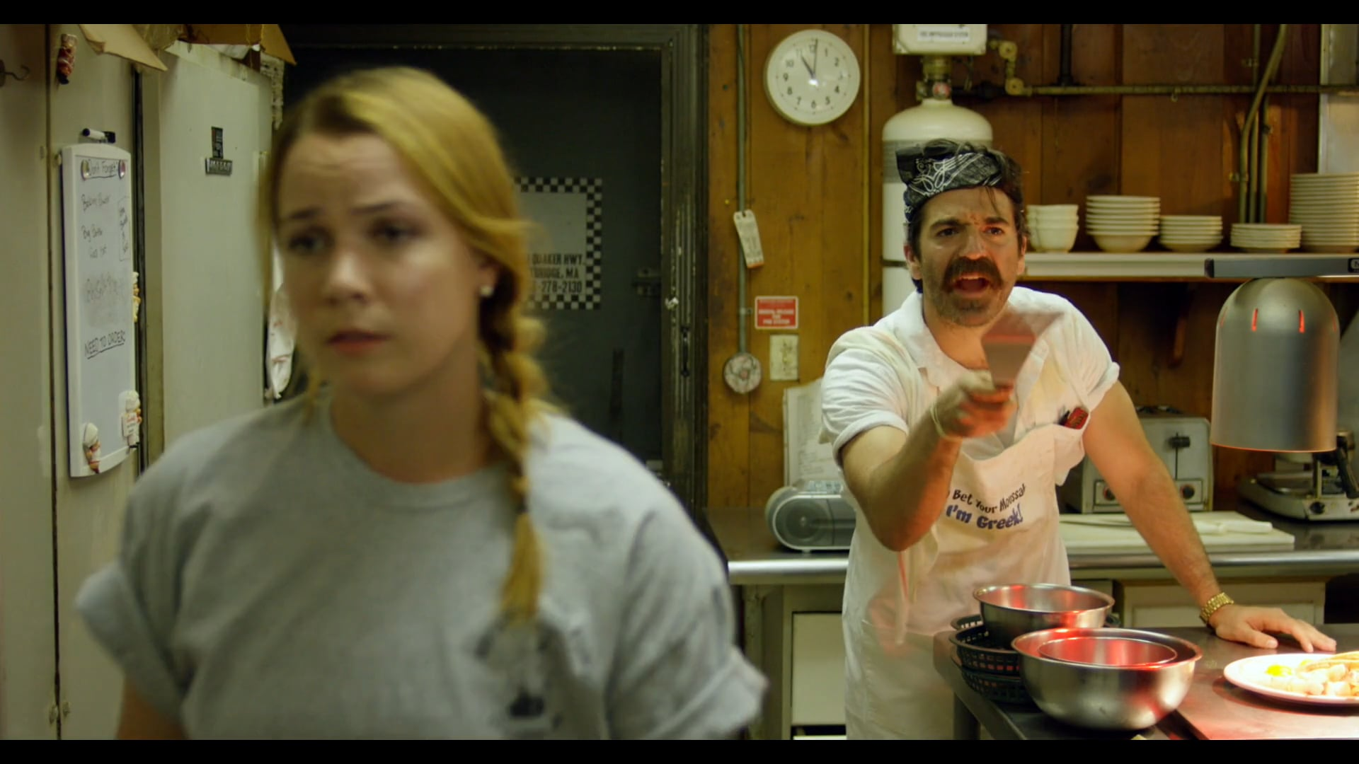 """Comedic Scene: """"DYING TO BE LOVED"""" (2015) ~ Featuring William Galatis"""