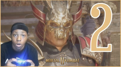 Starting to Understand The Story! (MK11 Walkthrough Ep.2)