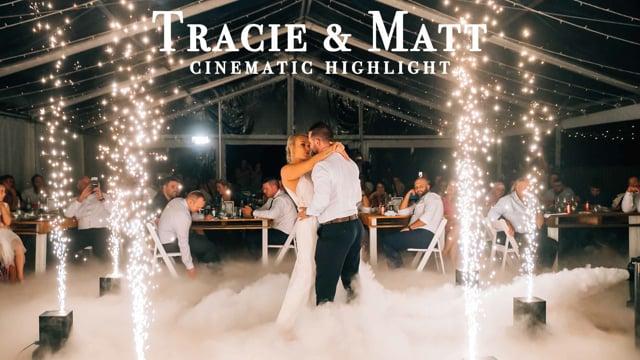 Tracie & Matt Test